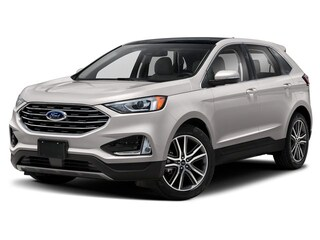 New Ford cars, trucks, and SUVs 2019 Ford Edge Titanium SUV for sale near you in Westborough, MA