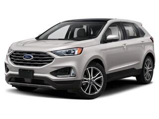 New 2019 Ford Edge Titanium SUV in Braintree, MA