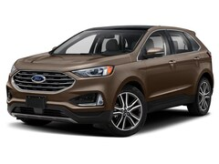 New 2019 Ford Edge SEL SUV in Hawley