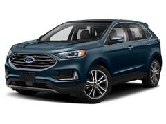 New 2019 Ford Edge SEL Crossover 39042F in Hayward, WI