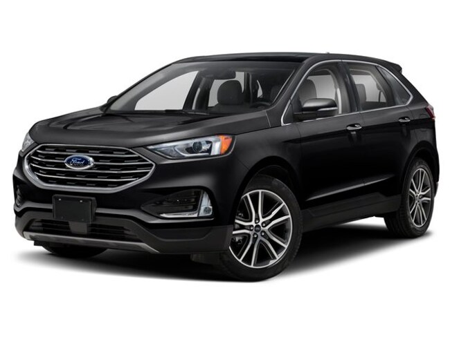 2019 Ford Edge AWD SEL SUV