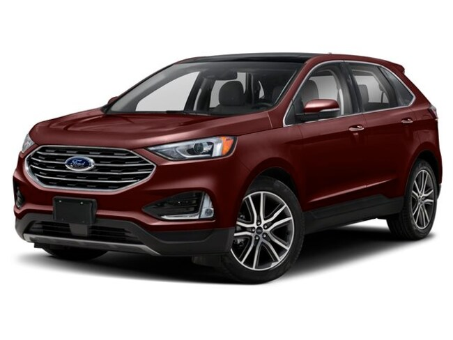 2019 Ford Edge Titanium Wagon 4 Door AWD