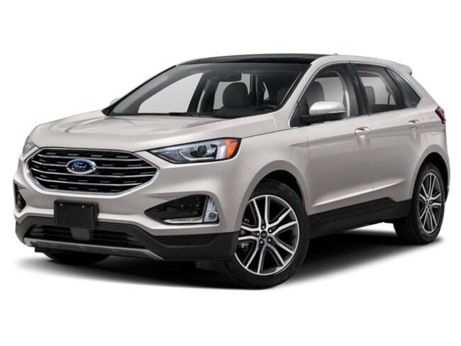 2019 Ford Edge Titanium SUV