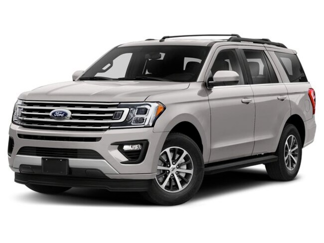 new 2019 Ford Expedition XLT SUV Green Bay