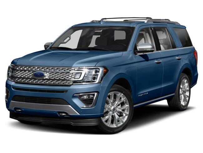New 2019 Ford Expedition Platinum SUV for sale in Exton, PA at Sloan Ford