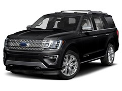 New Ford 2019 Ford Expedition Platinum 4X4 EcoBoost SUV in Clarksburg, WV