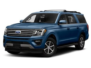 2019 Ford Expedition MAX XLT 4x4 4dr SUV SUV