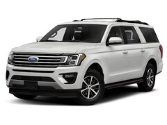 Certified Pre-Owned 2019 Ford Expedition Max in Odessa, TX
