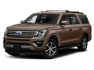 2019 Ford Expedition Max Platinum 4x4 Sport Utility