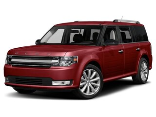 2019 Ford Flex SEL SUV All-wheel Drive