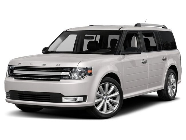 Used 2019 Ford Flex Limited Limited AWD For Sale Susanville, CA