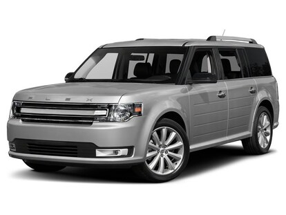 Used 2019 Ford Flex For Sale in Holly MI | Stock# KBA09076