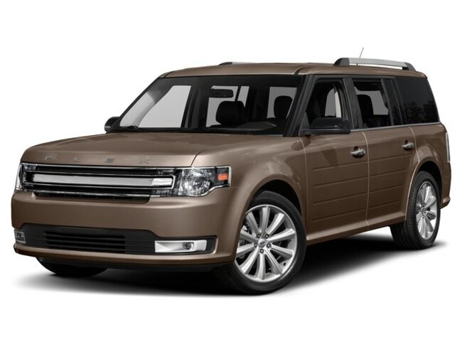 Used 2019 Ford Flex Limited SUV for sale in Whitehall WV