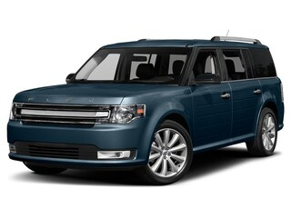 New Ford vehicles 2019 Ford Flex Limited w/EcoBoost Sport Utility for sale near you in Braintree, MA