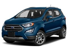 New Ford for sale 2019 Ford EcoSport SE SE 4WD MAJ6S3GLXKC255316 in Owings Mills, MD