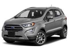 New 2019 Ford EcoSport SE SUV For Sale Near Manchester, NH