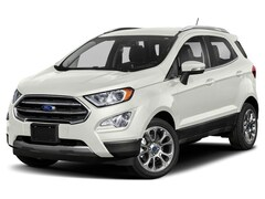 2019 Ford EcoSport SE SUV near Boston