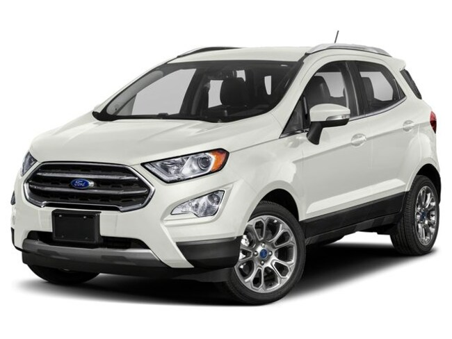 New 2019 Ford EcoSport SE SUV for sale in Mahopac