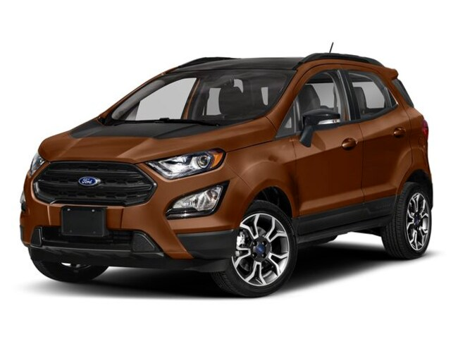 2019 Ford EcoSport SES 4WD Sport Utility