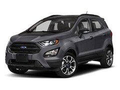 2019 Ford EcoSport COURTESY LOANER SAVE $$$ SUV MAJ6S3JL1KC261109
