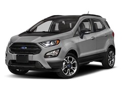 2019 Ford EcoSport COURTESY LOANER SAVE $$$ SUV MAJ6S3JL8KC261110
