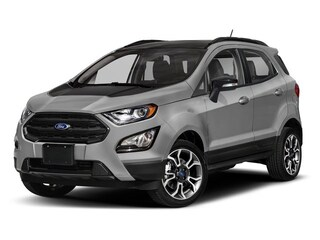 2019 Ford EcoSport SES (FCTP) SUV