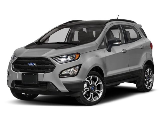 New 2019 Ford EcoSport SES SUV in Glastonbury, CT