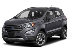 New 2019 Ford EcoSport Titanium SUV for sale in Shell Rock at Roling Ford