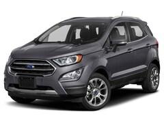 Used 2019 Ford EcoSport Titanium SUV Tampa