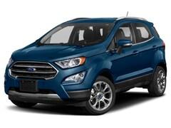 2019 Ford EcoSport Titanium Titanium 4WD