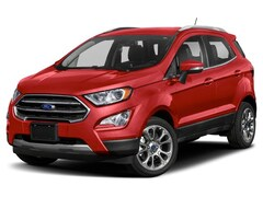 USed 2019 Ford EcoSport for sale in Edinboro, PA