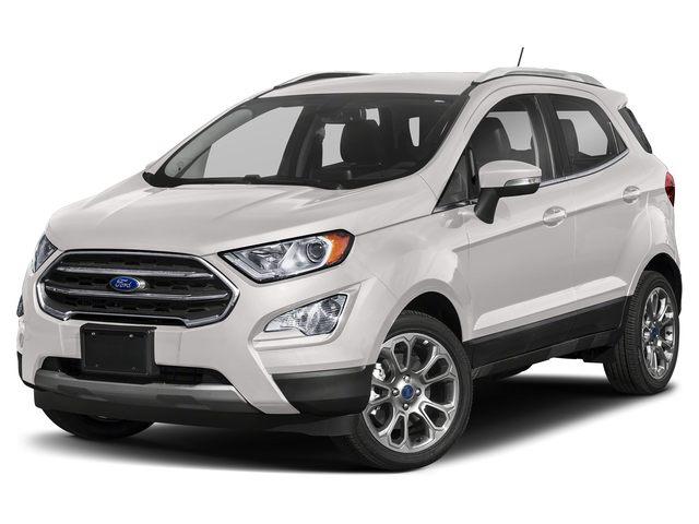 2019 Ford EcoSport Titanium AWD Titanium  Crossover