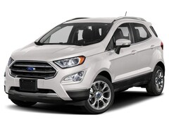 Used 2019 Ford EcoSport Titanium SUV for sale near Tucson, AZ