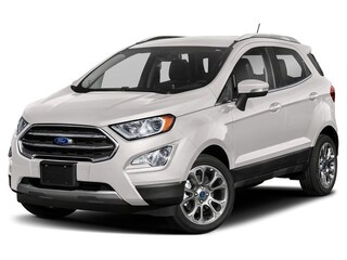 New 2019 Ford EcoSport Titanium SUV For Sale in Zelienople, PA
