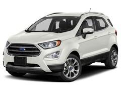 New 2019 Ford EcoSport Titanium SUV in Archbold, OH