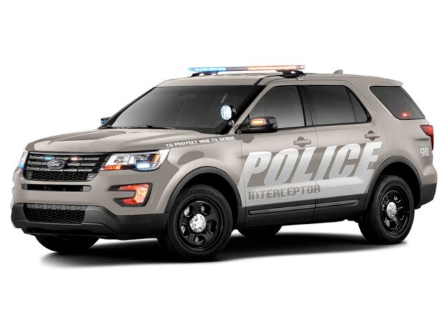 2019 Ford Police Interceptor Utility Base SUV