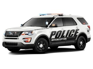 2019 Ford Explorer Police Interceptor AWD Police Interceptor  SUV