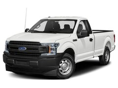 2019 Ford F-150 4WD REG CAB BOX Truck Regular Cab