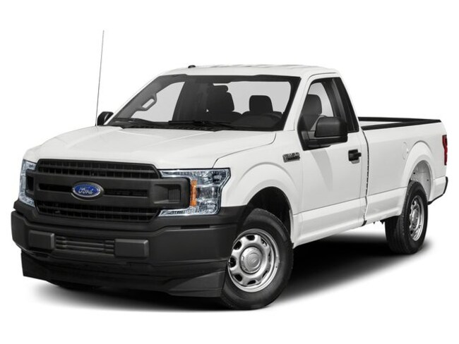 2019 Ford F-150 XL 4WD REG CAB Truck Regular Cab