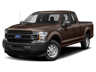 2019 Ford F-150 4x4 Supercab XL Truck