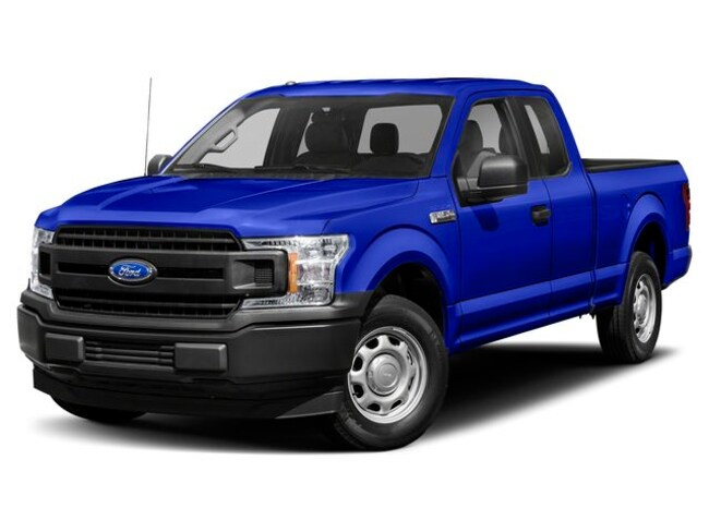 New 2019 Ford F-150 Truck SuperCab Styleside for sale in Bennington VT