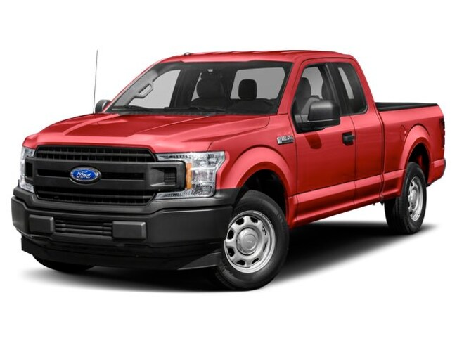 New 2019 Ford F-150 F150 4X4 S/C For Sale/Lease Gallup, NM