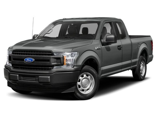 New 2019 Ford F-150 XLT Truck SuperCab Styleside Braintree