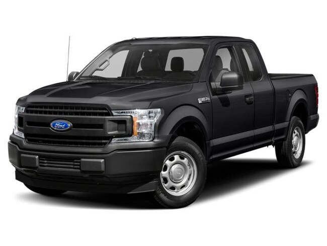 New 2019 Ford F-150 XLT Truck SuperCab Styleside Braintree