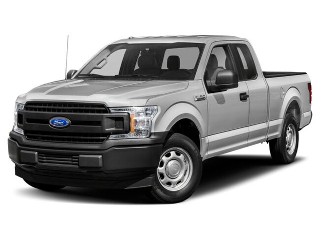 New 2019 Ford F-150 XLT Truck SuperCab Styleside for sale in Charlotte, NC