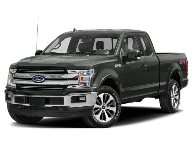 2019 Ford F-150 LARIAT Truck SuperCab Styleside