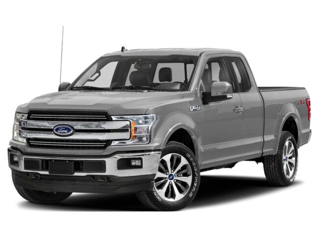 New 2019 Ford F-150 Lariat Truck SuperCab Styleside Braintree