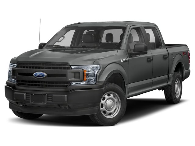 2019 Ford F-150 XL Truck SuperCrew Cab