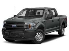 2019 Ford F-150 Lariat 2WD Supercrew 5.5 Box Crew Cab Pickup