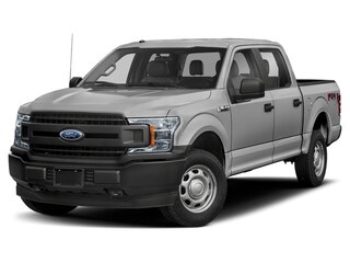 Used 2019 Ford F-150 XLT (XLT 2WD SuperCrew 5.5 Box) Truck SuperCrew Cab for sale in Fort Myers